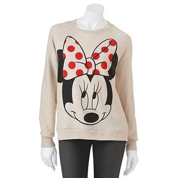 Disney Minnie Mouse Sweatshirt - Juniors