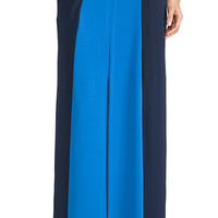 BCBGMAXAZRIA Jane Maxi Skirt in Blue