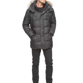 Marc New York - Stowaway - Ultra Down Parka w. Coyote