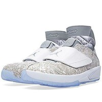 Men's Jordan Air 20 'Laser' Basketball Shoes - 743991 100 Air Jordan