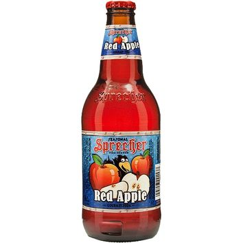 Sprecher Red Apple Soda