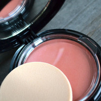 Mineral Blush, natural peach and rose blush, cheek Oomph, noncomedogenic, cruelty free, paraben free, bath and beauty, Glory Boon