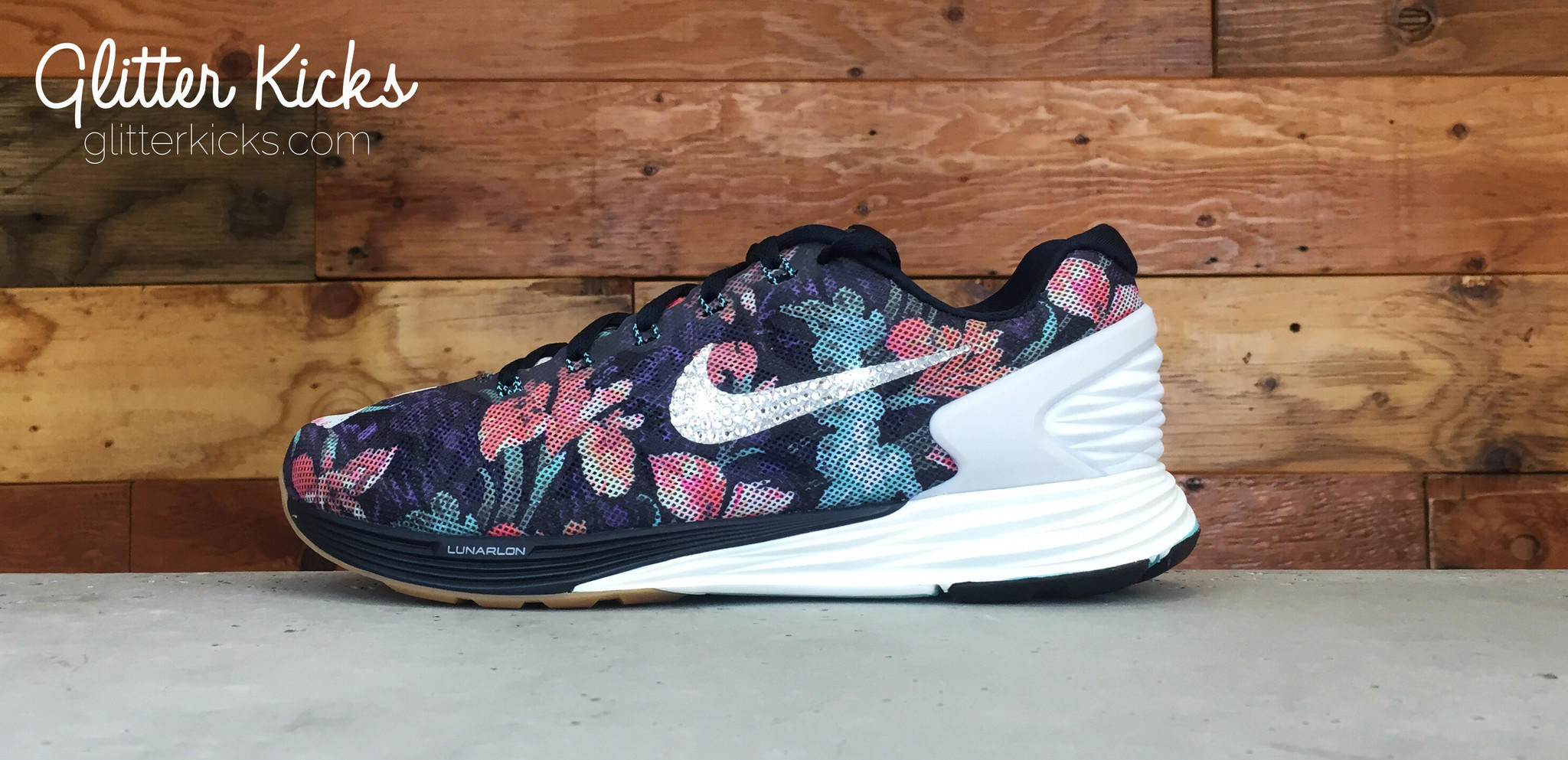 Nike Lunarglide 6 Photosynthesis from Glitter Kicks  36a3743e4d