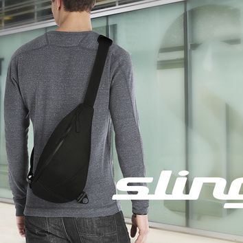 KP Sling - The Everyday Adventure Bag from kickstarter