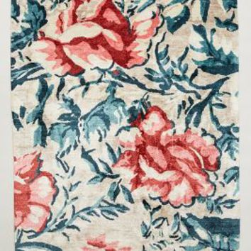 Geranium Rug by Anthropologie