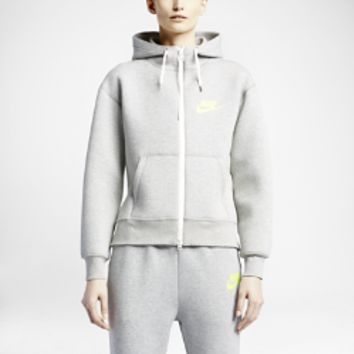 NikeLab x sacai Tech Fleece Full-Zip Women's Hoodie