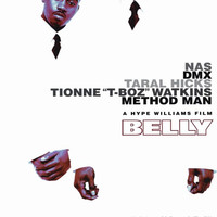 Belly 11x17 Movie Poster (1998)