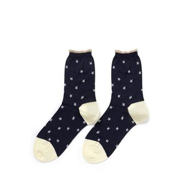 Hansel from Basel Twinkle Nylon Crew Socks