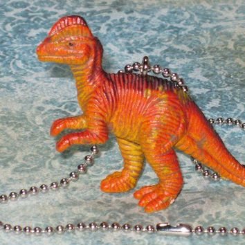RAWR I'm a Dinosaur Necklace
