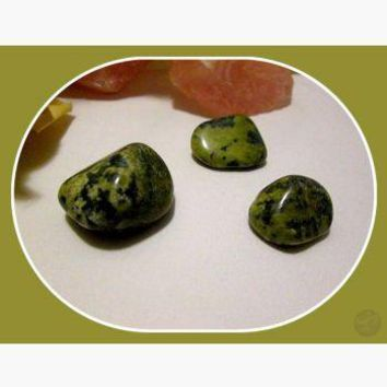 """Emotional Balance"" Nephrite Jade Set"