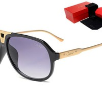 Cartier sunglass AA Classic Aviator Sunglasses, Polarized, 100% UV protection [2974244848]