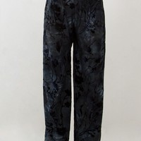 Enchanted Forest Velvet Pants*