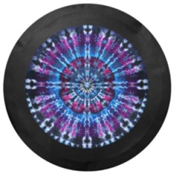 Tie Dye Tire Cover