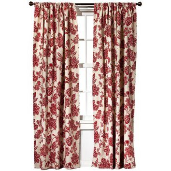 Threshold™ Farrah Floral Window Panel