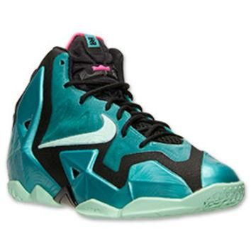 Boys' Grade School Nike LeBron 11 Basketball Shoes