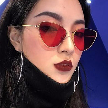 Retro Tinted Glasses