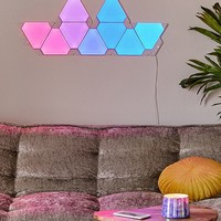 Nanoleaf Rhythm Modular Lighting System Kit | Urban Outfitters