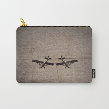 Twin flyers. Carry-All Pouch by Jack28