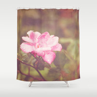 A Rose By Any Other Name... Shower Curtain by Dena Brender Photography