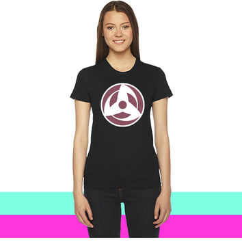 Kakashi Sharingan - Naruto women T-shirt