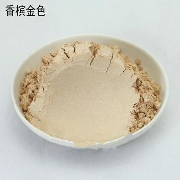 Natural Mineral Mica Powder Do It Yourself Soap Dye Soap Colorant 50g Free Shipping
