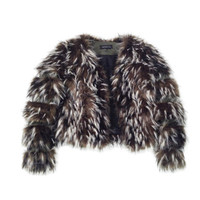 Park Avenue Faux Fur Coat | Bloody-Fabulous