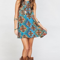 Katy Halter Dress ~ Shake Your Morocco