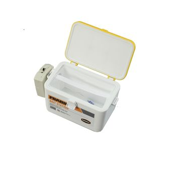 Frabill Bait Box with Aerator 8 Quart