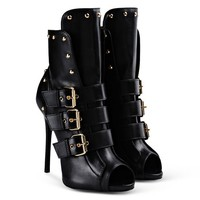 e57039001 - Bootie Women - Shoes Women on Giuseppe Zanotti Design Online Store United States