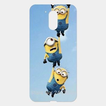 New Arrival Hard PC Case for Motorola Moto G4 G5 Plus G3 G2 G E2 E X X2 Z Play Style Case Lovely Minion pattern Phone Cases