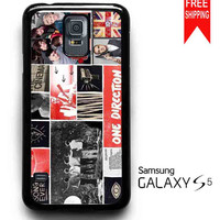 One Direction Best Song Ever Samsung Galaxy S5 Case
