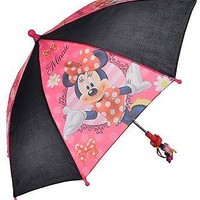 "Disney Licensed Minnie Mouse 21"" ""Darling Minnie"" Umbrella - pink, one size"