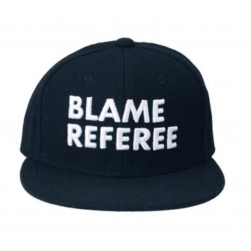 Blame Referee Cap Black - BALR.