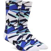 Diamond Supply Co Simplicity Crew Socks - Mens Socks - Multi - One