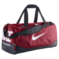 Nike Team Training Max Air (Medium) Duffel Bag (Red)