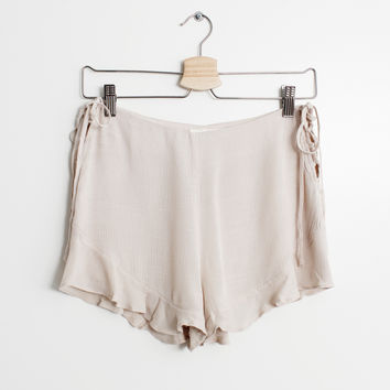 Darla Side Tie Shorts