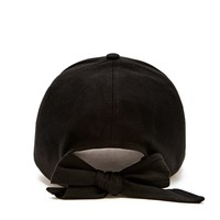Bow Back Baseball Cap