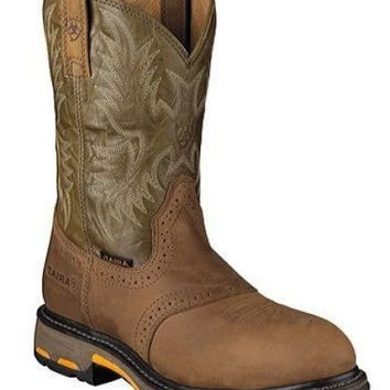 Ariat Workhog Composite Toe Boots