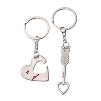 Creative Trendy New Arrival Hot Sale Gift Great Deal Functional Couple Metal Strong Character Innovative Cars Chain Keychain [11496582351]