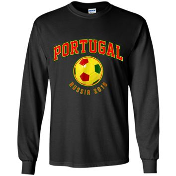 Portugal Soccer Shirt 2018 Russia World Futebol Team Cup