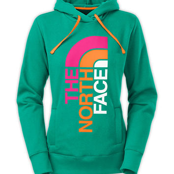 The North Face Women's New Arrivals WOMEN'S TRIVERT LOGO PULLOVER HOODIE