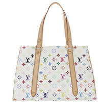LOUIS VUITTON Monogram Multicolore Aurelia MM Shoulder Bag M40094 Auth F/S JAPAN
