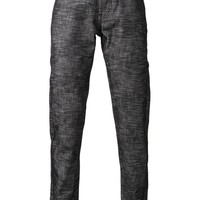 Naked And Famous weird guy tapered jeans