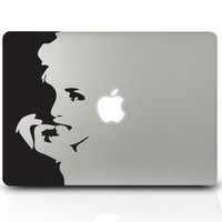 MAC DECAL vinyl laptop stickers Wall Computer Geekery  by stikrz