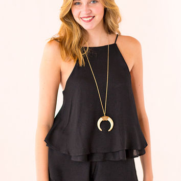 Blackout Cami