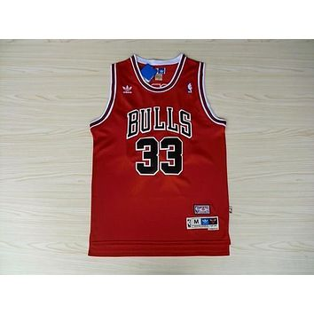 Nba Chicago Bulls #33 Scottie Pippen Bulls Swingman Jersey | Best Deal Online