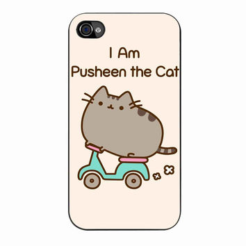 I M Pusheen The Cat iPhone 4/4s Case