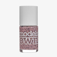 Models Own Dove Pink Nail Polish (Speckled Eggs Collection)