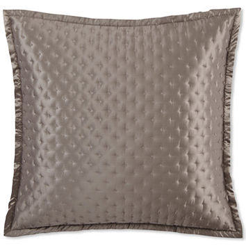 Hotel Collection Finest Silken Quilted European Sham, Only at Macy's | macys.com