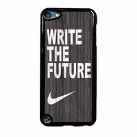 Nike Write Future Wood iPod Touch 5th Generation Case